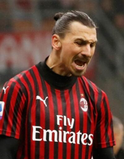 Zlatan Ibrahimovic'ten şaşırtan karar
