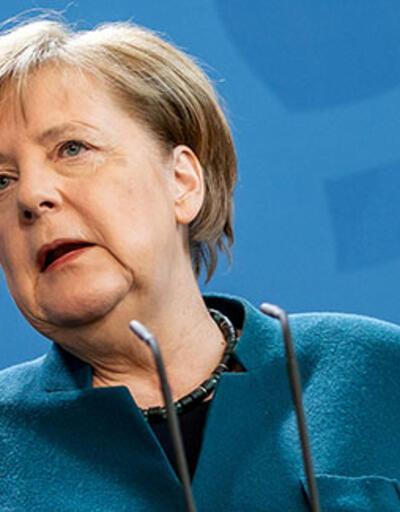 Son dakika... Merkel'in test sonucu belli oldu