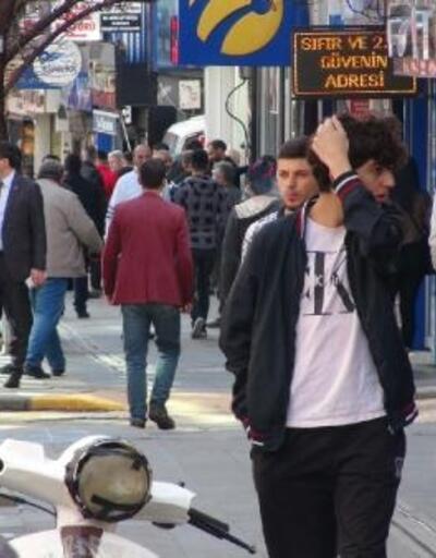 Kırıkkale'de sokağa çıkan yaşlılara uyarı