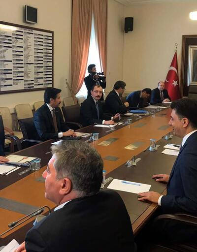 Son dakika... AK Parti ve CHP, infaz düzenlemesi için bir araya geldi