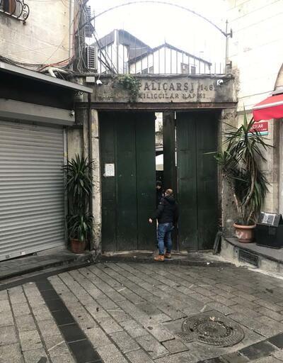 Kapalıçarşı ziyaretçi girişine tamamen kapatıldı