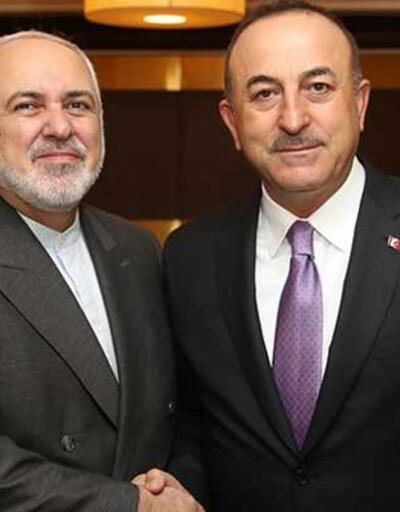 Çavuşoğlu, İranlı mevkidaşıyla telefonda görüştü