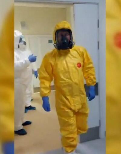 Rusya'da koronavirüs salgını