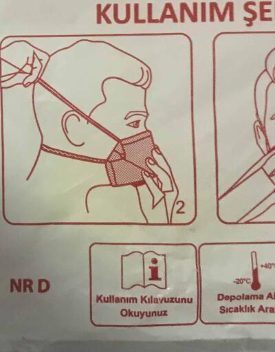 Sahte maskelere karşı dikkat! Bu işaret önemli...
