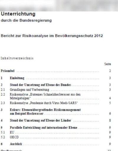 8 yıl önce yayınlanan raporda korona izleri