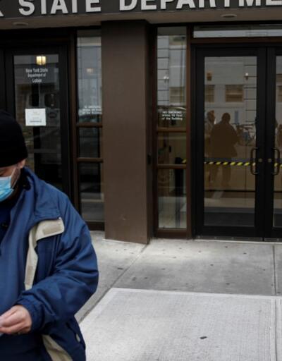 ABD'de işsizlik maaşı başvurularında rekor