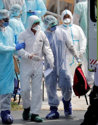 ABD, Çin, İtalya ve İspanya'yı geçti: Dünyada en fazla koronavirüs görülen ülke oldu