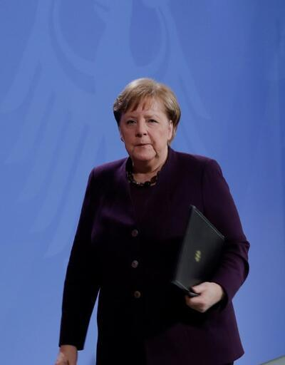 """Almanya Başbakanı Merkel: """"Koronavirüs 2008 banka ve finans krizinden daha kötü"""""""