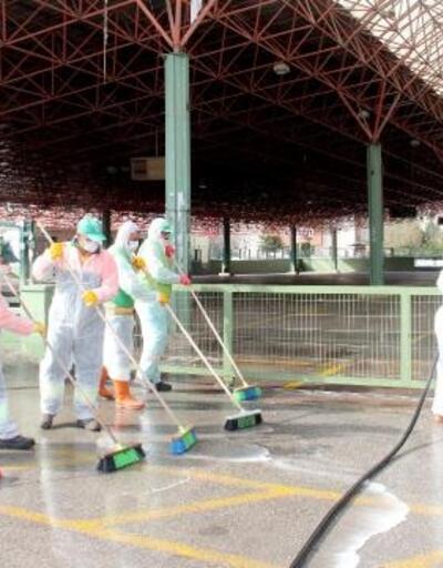 Çankaya'da virüse karşı etkin mücadele