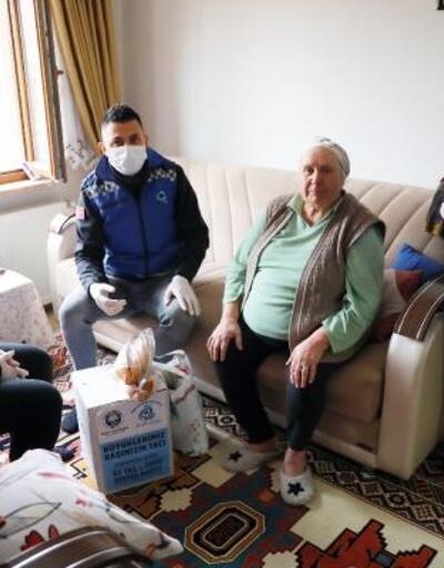 Mudanya'nın manevi evlatları Zeytin Dalı dayanışmayı büyüttü