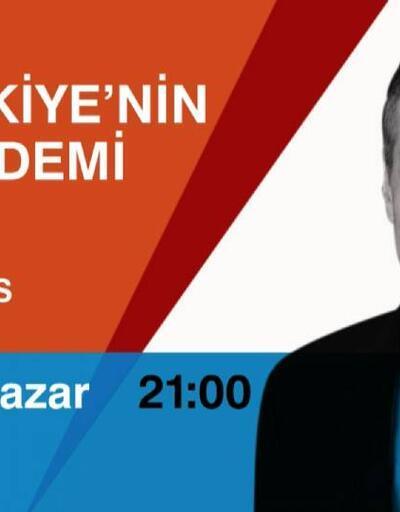 Türkiye'nin koronavirüsle mücadelesi her yönüyle Türkiye'nin Gündemi'nde masaya yatırılıyor