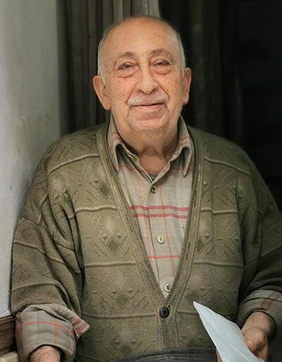 Nezaketiyle hayran bırakan 77 yaşındaki Burhan Kılıçkını konuştu