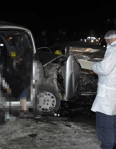 Feci kaza: Çok sayıda ölü ve yaralı var