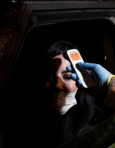Tuzla'da yolcu otobüsü koronavirüs denetimine takıldı