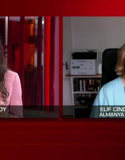 Almanya Riem Merkezi Şefi CNN TÜRK canlı yayınında