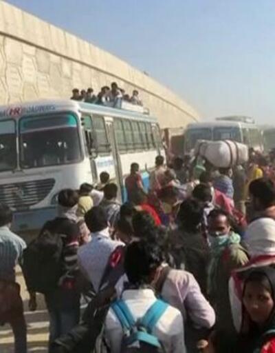 Hindistan'da koronavirüs önlemleri
