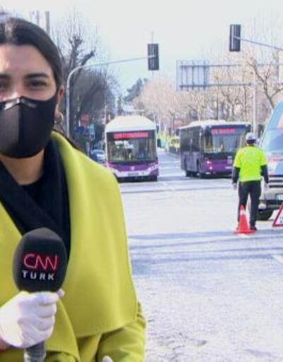 Minibüs ve otobüslerde koronevirüs denetimi