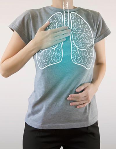 4 adımda güçlü akciğer!