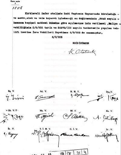 Kırklareli'nde 260 yıllık tarihi değirmen