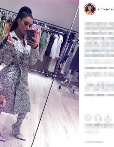 Kim Kardashian'dan 'üniversite' anıları