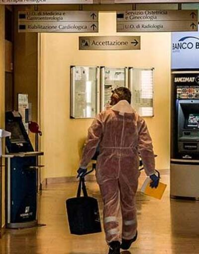 İtalya'da kabus sürüyor! Bir günde 837 kişi hayatını kaybetti