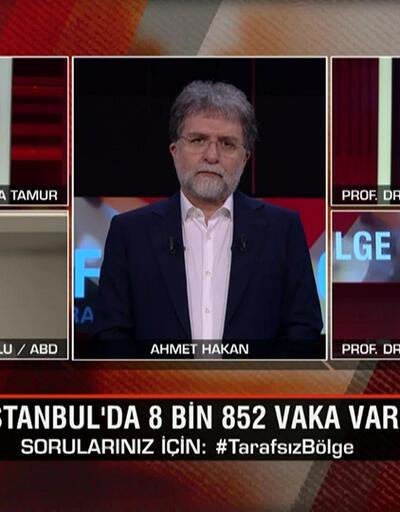 Uzmanlar il il vaka sayına ne dedi? Türkiye için tablo nereye gidiyor? Tarafsız Bölge'de konuşuldu