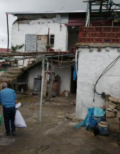 Nurdağı'nda, evde çıkamayanlara gıda yardımı