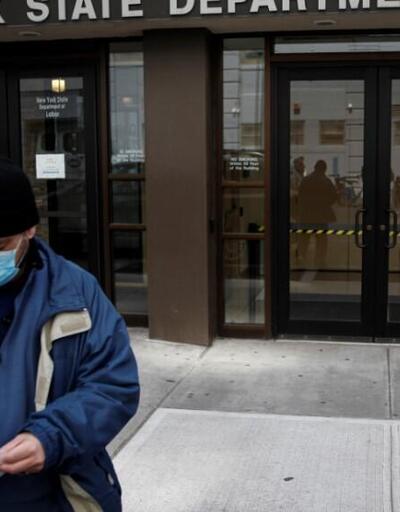 Son dakika... ABD'de işsizlik maaşına başvurularda yeni rekor!