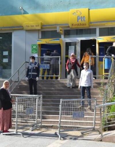 Kırıkhan'da sosyal izolasyon çalışmaları devam ediyor