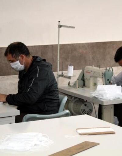 Toprakkale HEM'den maske desteği