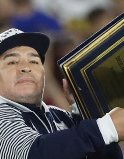 İlk adım Maradona'dan geldi