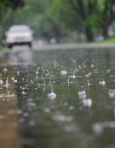 MGM'den yağış uyarısı