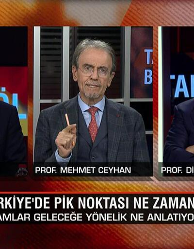 Türkiye'de pik noktası ne zaman? Önlemlerin etkisi ne zaman görülecek? Tarafsız Bölge'de konuşuldu