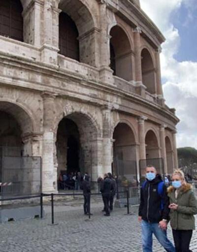 İtalya'da kabus sürüyor! Bir günde 604 kişi öldü