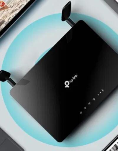 4G destekli mobil internet ağı cihazı
