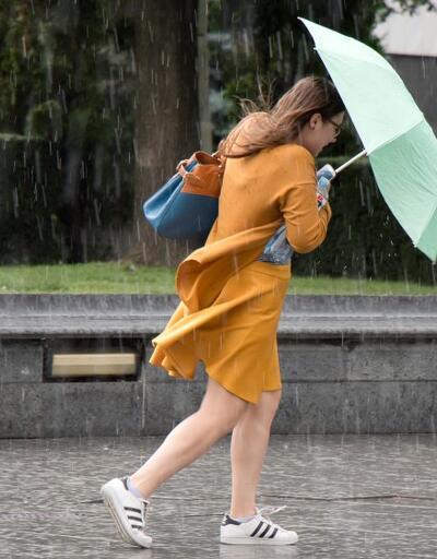 Hava durumu 25 Haziran: Yağmur geliyor! 2 il için sel uyarısı