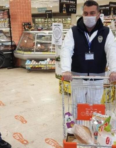 Çankaya Belediyesi'nden 65 yaş üstü vatandaşlara alışveriş desteği