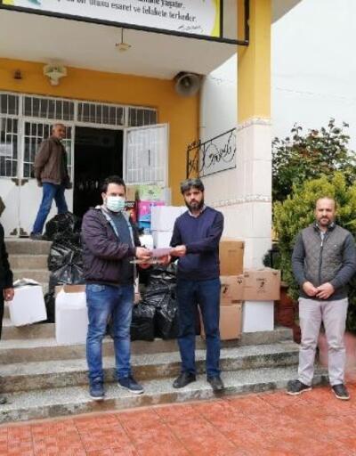 'Hasanbeyli Paylaşıyor' adı altında yardım kampanyası