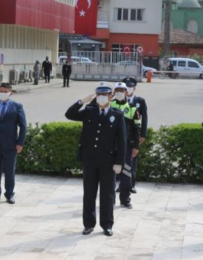 Kozan'da Polis Haftası kutlandı