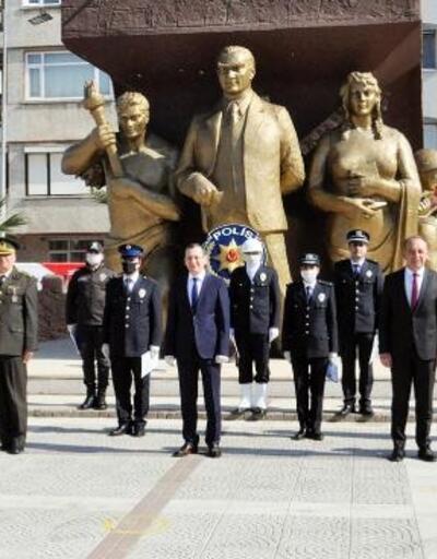 Türk Polis Teşkilatı'nın 175'inci yıl dönümü kutlandı