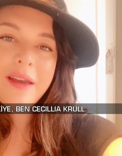 Cecilia Krull'dan Türkiye'ye çağrı