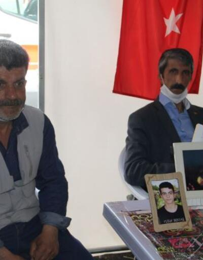 HDP önündeki ailelerin evlat nöbeti 226'ncı gününde