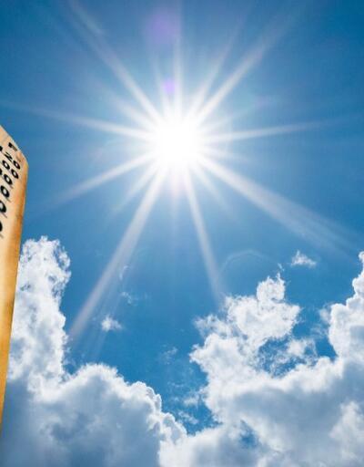 2 bölgede sıcaklıklar 3 derece artıyor