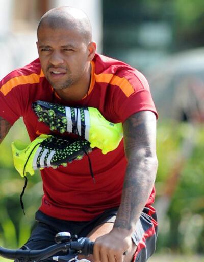 Felipe Melo sürprizi: Galatasaray'a döneceğim