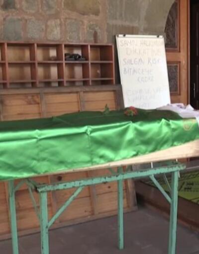 Gamze Pala Rize'de gözyaşlarıyla toprağa verildi