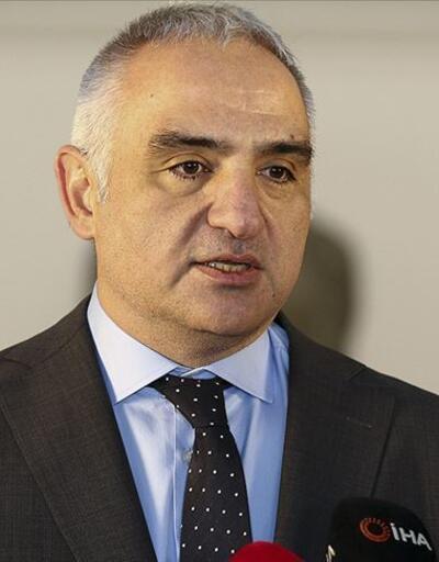 Bakan Ersoy: Mayıs ortasında yoğun bir tanıtıma yeniden başlıyoruz