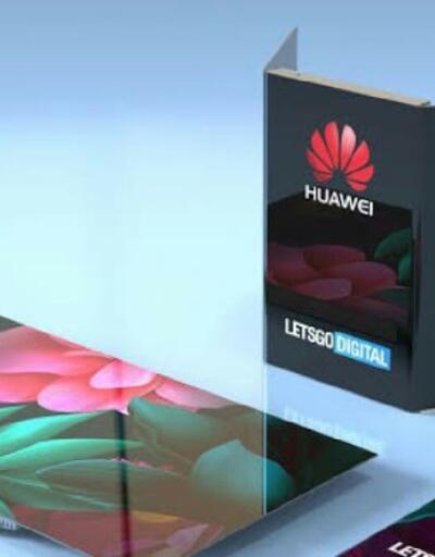 Huawei ekranlarda yeni bir trend başlatabilir