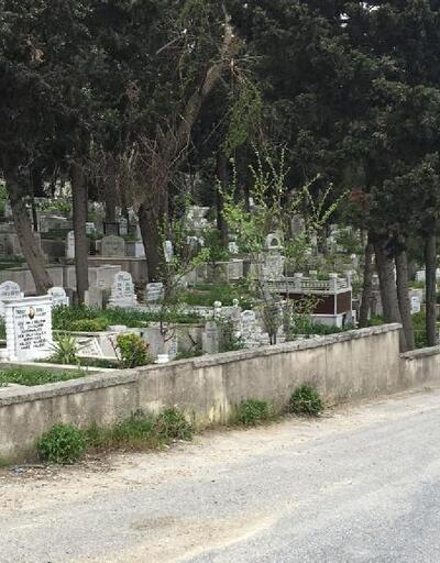 Mezarlık yanındaki çuvalda bulunan insan kemiklerine Adli Tıp incelemesi