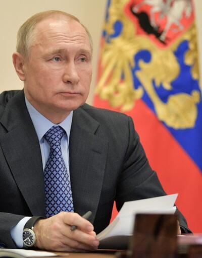 Putin'den koronavirüs açıklaması: Daha zirve noktasını görmedik