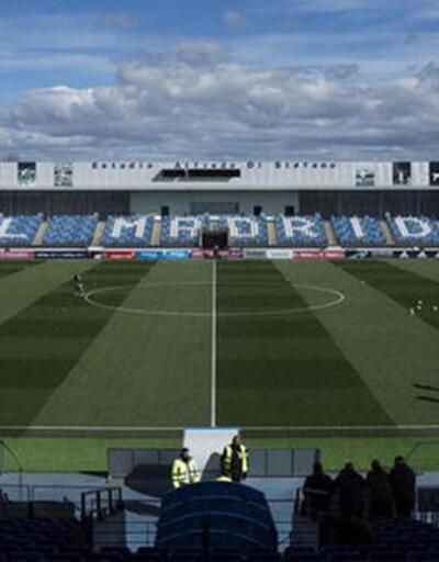 Real Madrid seyircisiz maçları Di Stefano sahasına oynamak istiyor